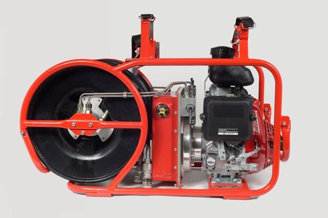 Гидростанция с бензоприводом на 2 инструмента СГС-2-80ДХМ-1