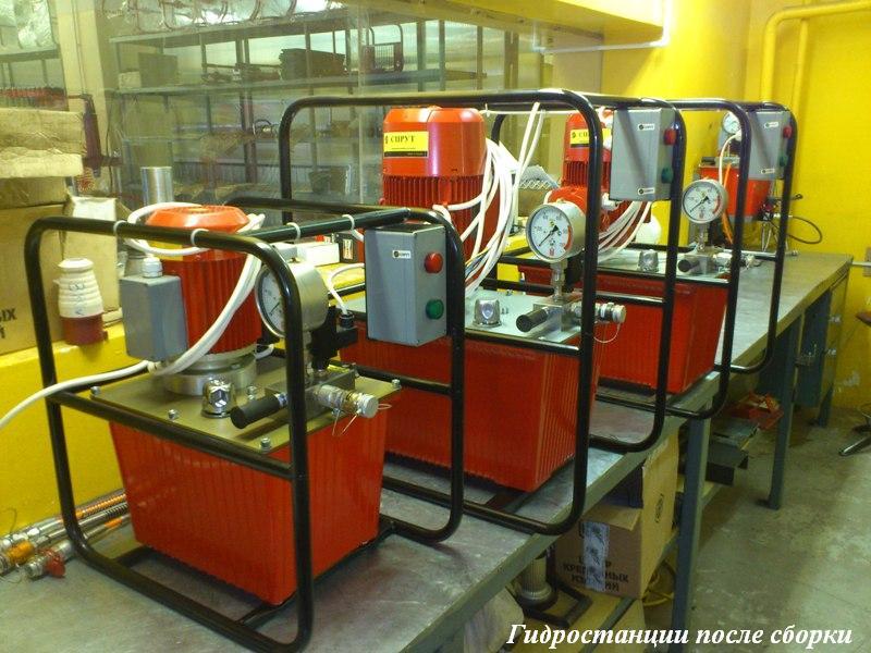 Комплект инструмента для механического соединения арматуры методом опрессовки